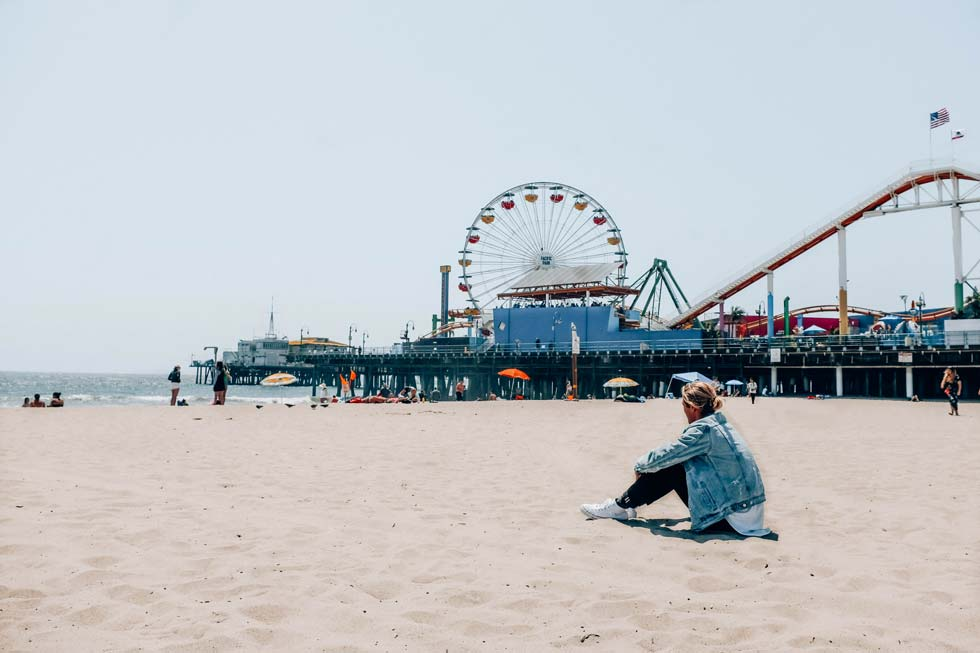 le travel fever in santa monica