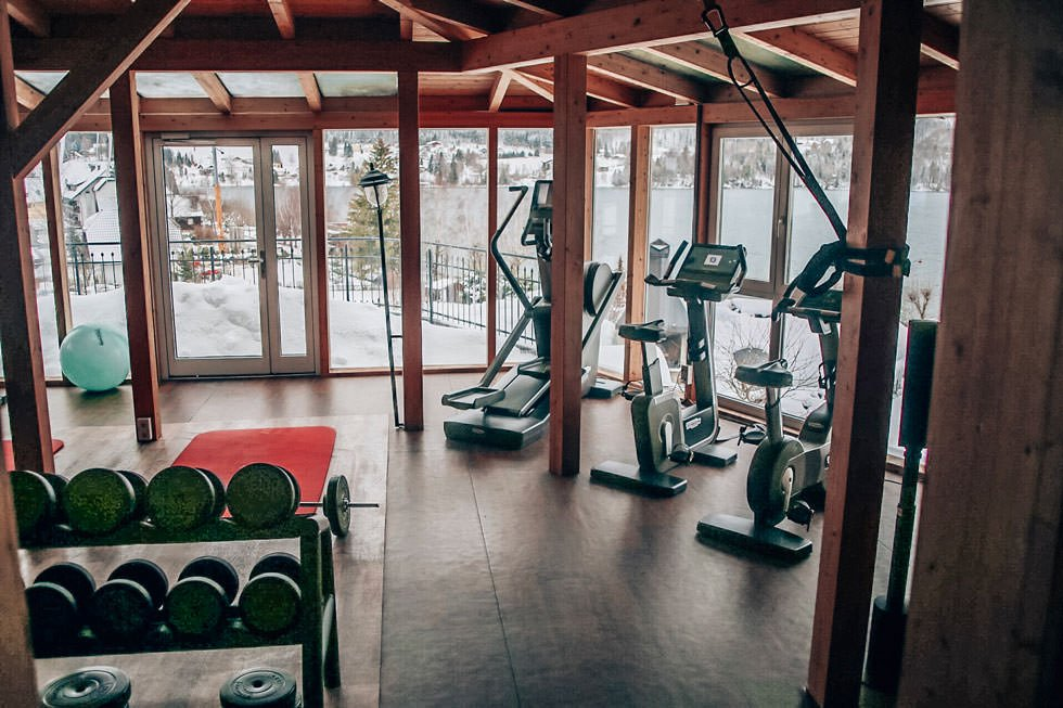 Ebner's Waldhof Am See gym 1