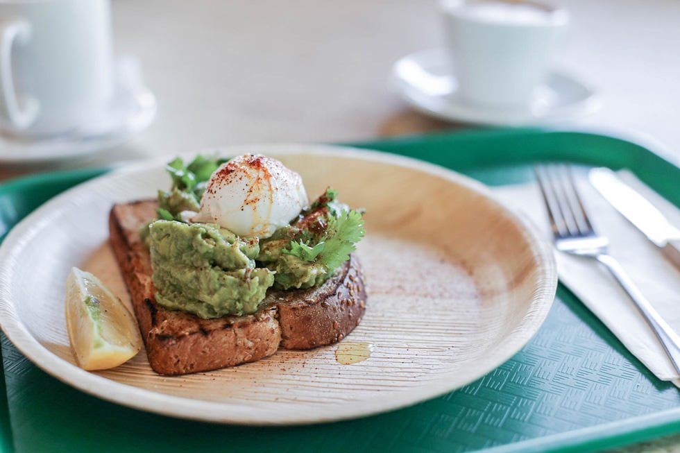 the overton avocado toast